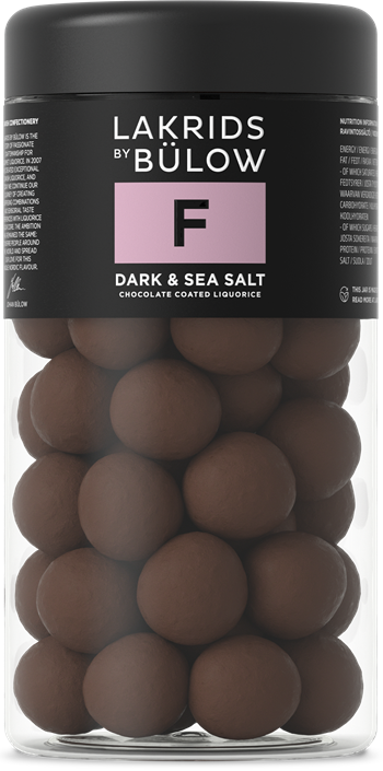 F – DARK & SEA SALT